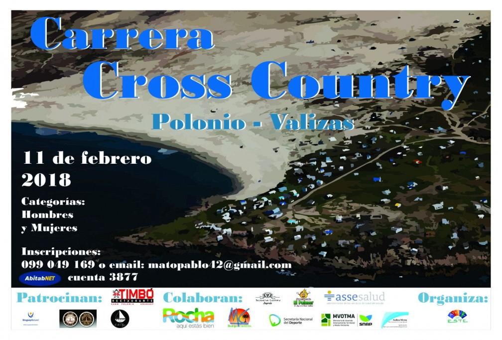 Carrera Cross Country 9K Cabo Polonio - Barra de Valizas