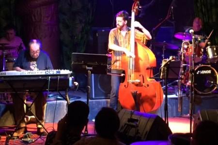 Festival de Jazz Entre Amigos 2018 en La Pedrera
