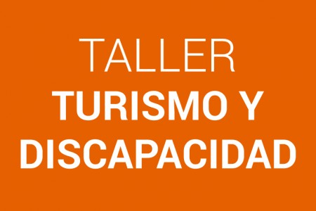 Taller de turismo y discapacidad en Rocha