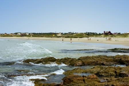 Rocha lanzó temporada de sol y playa 2010 / 2011 en La Paloma