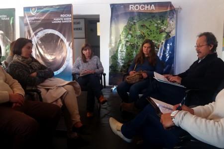 PROBIDES y OGD Rocha: capacitación sobre turismo sostenible en áreas protegidas