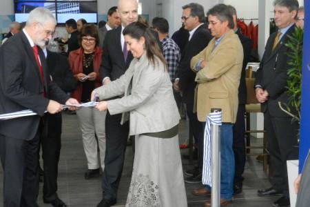 Uruguay XXI inauguró su stand en Expointer Esteio 2016