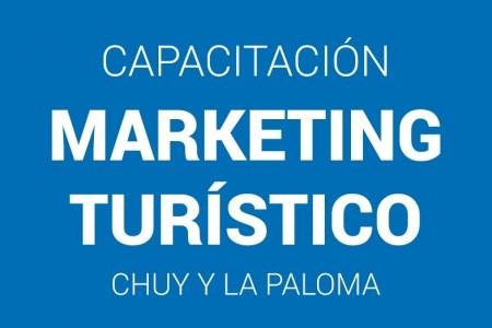 Capacitación en Marketing Turístico en La Paloma y Chuy