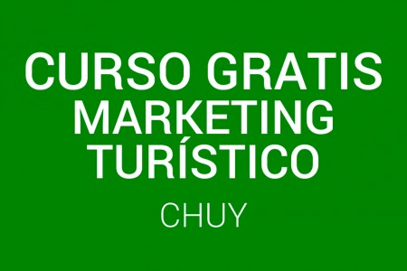 Curso gratis de marketing turístico en Chuy para empresas