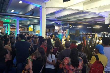 Rocha promovió sus atractivos y servicios en importante Feria Internacional de Turismo en Paraguay