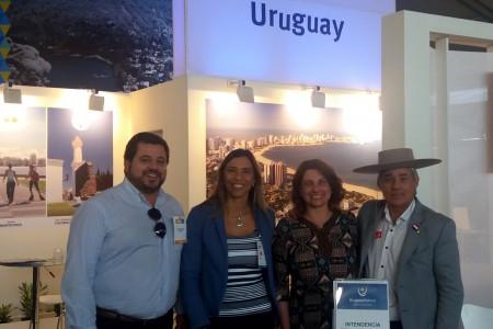 Rocha presentó su oferta turística en Chile