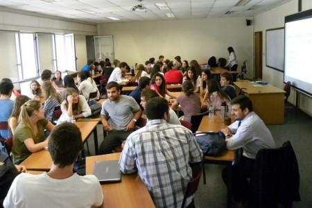 Cierre de asignaturas de Turismo en la Universidad Católica del Uruguay con un trabajo sobre un destino rochense
