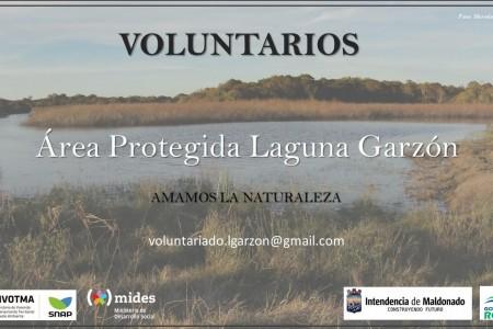 Voluntariado para Área Protegida Laguna Garzón
