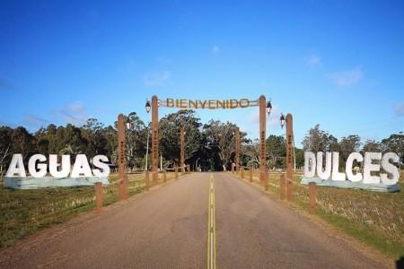 """Inauguración del """"Portal de Aguas Dulces"""""""