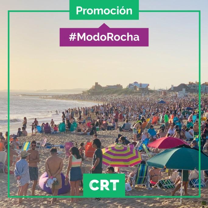 Promoción en la campana ModoRocha