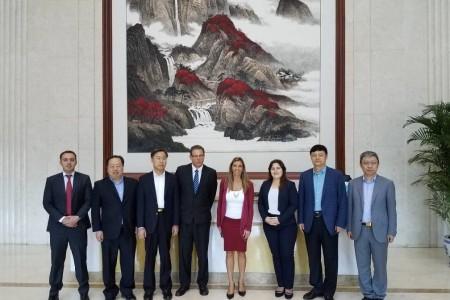 Rocha promociona sus atractivos y oferta turística en China