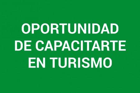 Oportunidad de capacitarte en turismo. Cursos sin costo en Rocha y La Paloma
