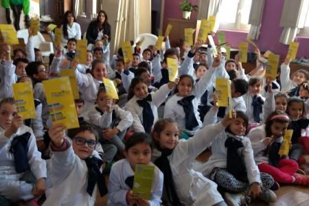 Programa de sensibilización en escuelas por el año Internacional del Turismo Sostenible para el Desarrollo