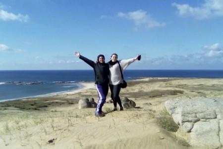 """La OGD Rocha recibió a Miryam Tejeda, autora del blog de España """"Adonde quiera que vaya"""""""