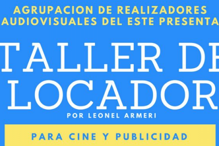 Taller locador gratuito para cine y publicidad en La Pedrera