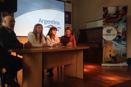 La provincia Entre Ríos de Argentina presentó su oferta turística en Rocha