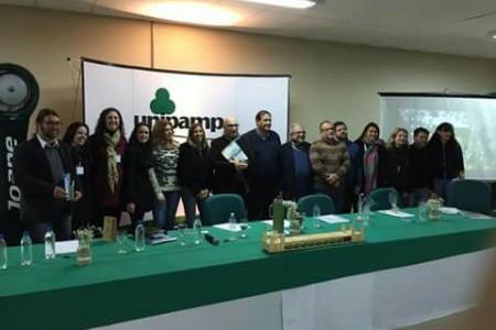 Participación de Rocha en la V Semana Académica y VI Seminario Binacional del Turismo en Yaguarón, Brasil