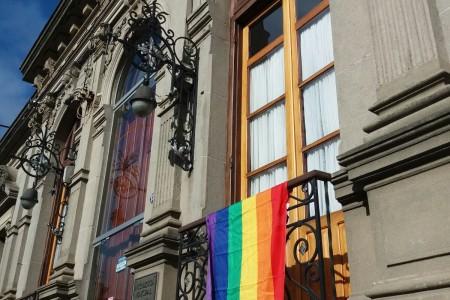Rocha se suma al Día Internacional del Orgullo LGBTI