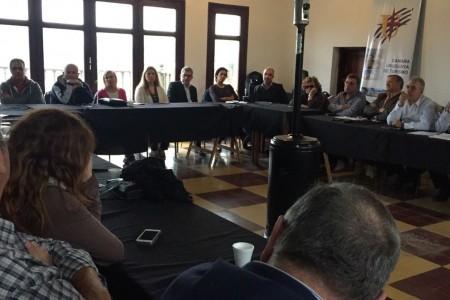 """Participación de la Corporación Rochense de Turismo en el """"Encuentro por el turismo"""" de la Cámara Uruguayade Turismo"""