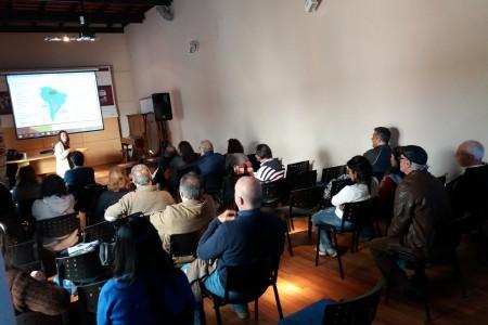 Se realizó en Rocha una charla sobre Turismo Cultural y Ruta Jesuítica