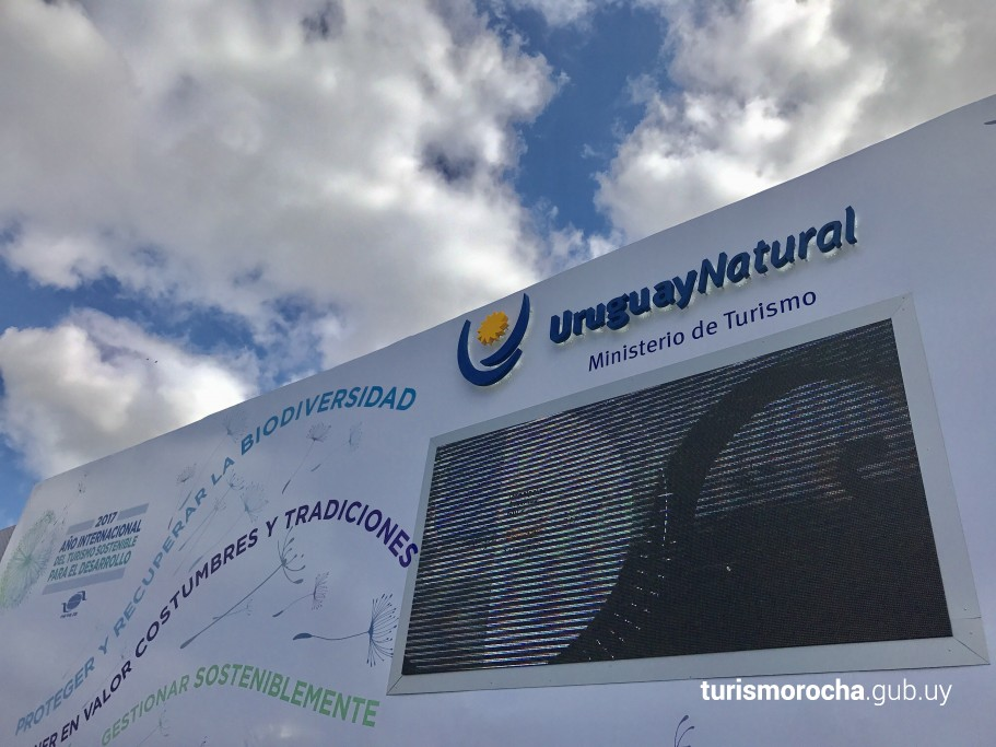 Pabellón de Uruguay Natural en Expo Prado 2017