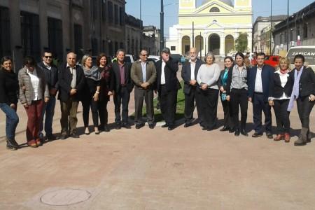 Reunión Unidad Temática de Turismo de Mercociudades en Minas