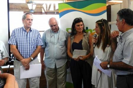 Convenio Marco, Dirección Nacional de Artesanías, Pequeñas y Medianas Empresas de Rocha
