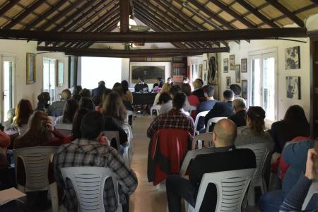OGD Rocha participó en el 1er Coloquio sobre la Construcción del territorio en la Región Este, organizado por el CURE