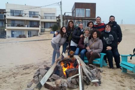 Promocionando Rocha por el mundo: recibimos agencias de viajes de España que visitaron nuestro departamento