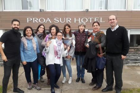 Estadía en hotel UY Proa Sur en La Paloma