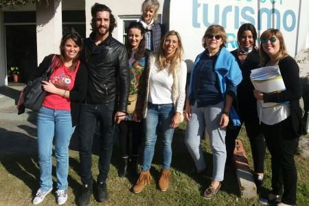 Promocionando Rocha: medios de prensa de Italia visitaron nuestro departamento