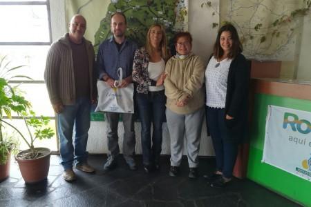Periodista alemán visitó Rocha con el objetivo de promocionar el destino en revistas de turismo de su país