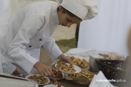 Lanzamiento del proyecto Gastronomía Km 0 de Rocha