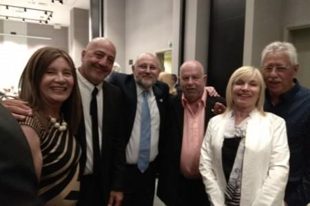 CRT en el brindis de fin de año de la Cámara Uruguaya de Turismo