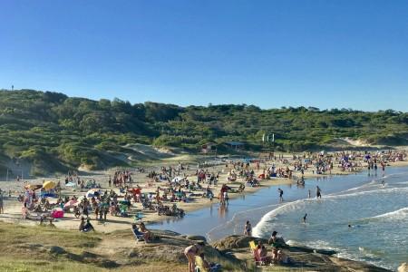 Cifras oficiales arrojan récord de visitas en lo que va de la temporada de verano en Rocha