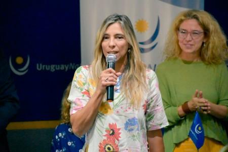 Directora de Turismo de Rocha Mg. Ana Claudia Caram, mujer destacada por el Ministerio de Turismo