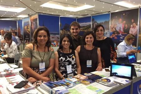 Rocha promocionó su oferta turística y atracciones de invierno en el 63° Workshop de ARAV, Rosario, Argentina