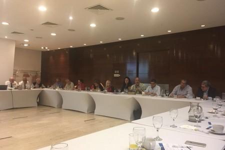 Reunión con la Cámara Uruguaya de Turismo