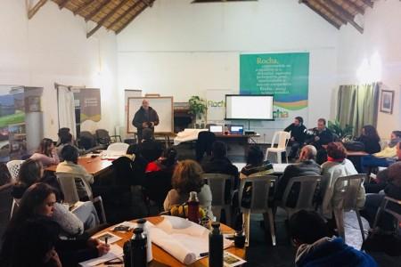 """Productores locales de Rocha se reunieron para trabajar en el proyecto departamental """"Gastronomía Km 0"""""""