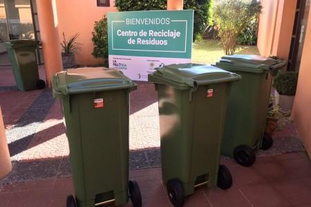 """La Paloma pone en marcha """"La Paloma Limpia"""", un proyecto que busca mejorar la clasificación y gestión de residuos"""