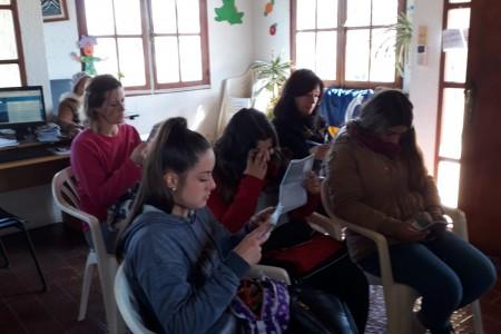 Hasta octubre continúan los talleres de turismo comunitario de la Dirección de Turismo en localidades de Rocha