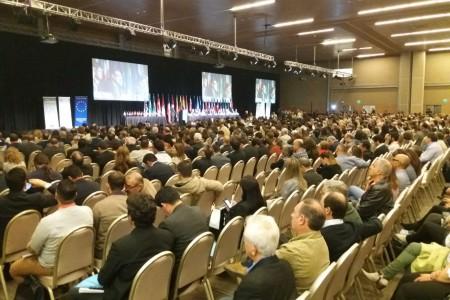Rocha promocionó su oferta turística en la XII Cumbre Hemisférica de Alcaldes y Gobiernos Locales