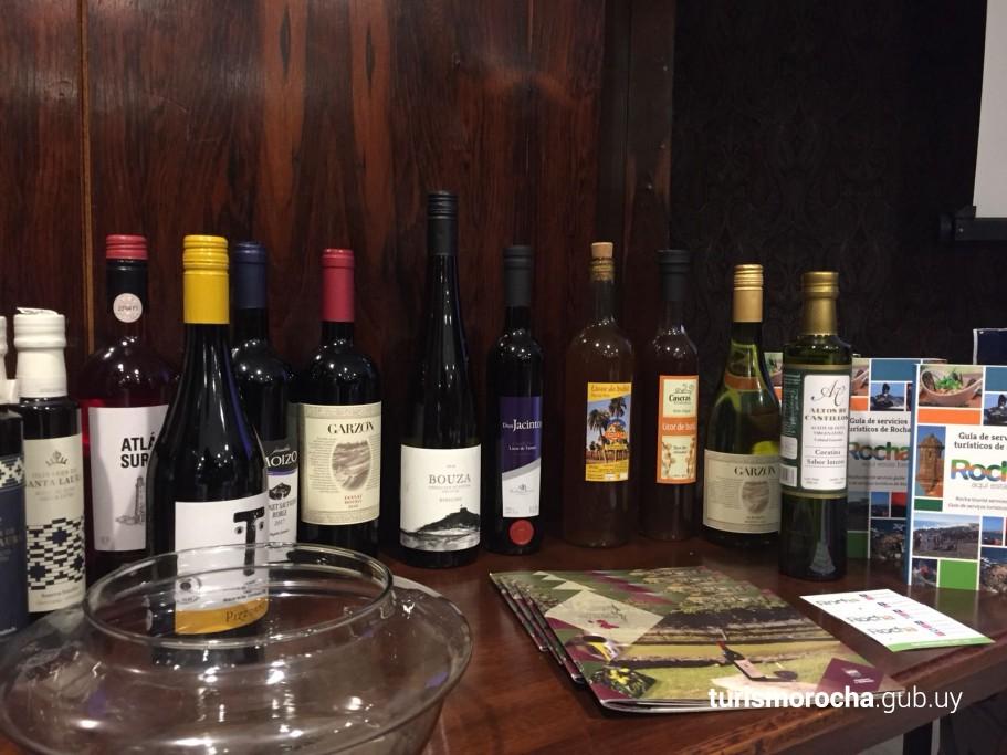Productos de la Región Este de Uruguay en Expointer, Esteio, Brasil