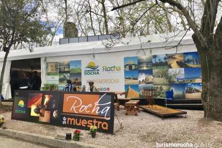 Rocha llega a la Expo Prado de Montevideo con degustación, espectáculo de circo, body painting, premios y más