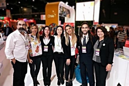 Rocha anunció beneficios y promociones para turistas en la Feria Internacional de Turismo en Buenos Aires