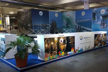 Participa junto a la OGD Rocha en la Feria Internacional de Turismo en Paraguay