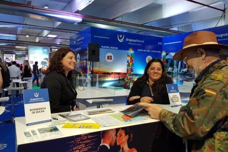 La OGD Rocha viajó a Asunción a la Feria Internacional de Turismo del Paraguay a promocionar el destino