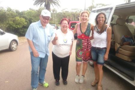 Medios de prensa de Alemania visitaron Rocha