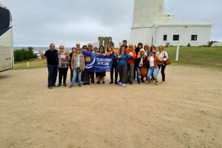 Turismo Social: adultos mayores visitaron La Paloma y La Pedrera