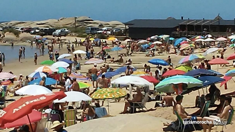 Playa de Los Pescadores, Punta del Diablo